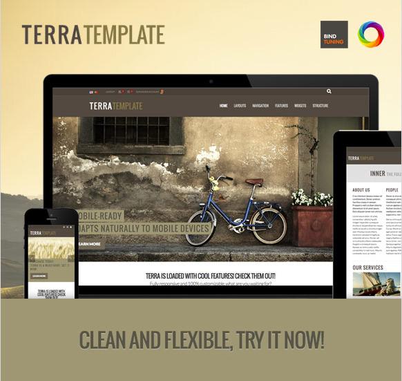 Terra theme