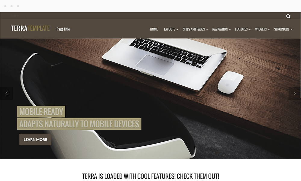 Brandable themes for the modern workplace bindtuning